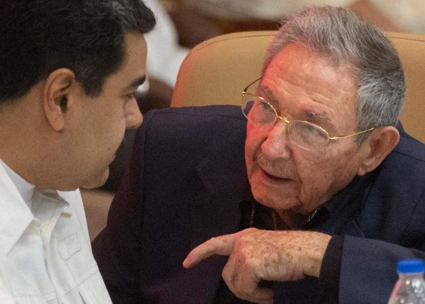 Raúl Castro  (ap / Desmond Boylan)