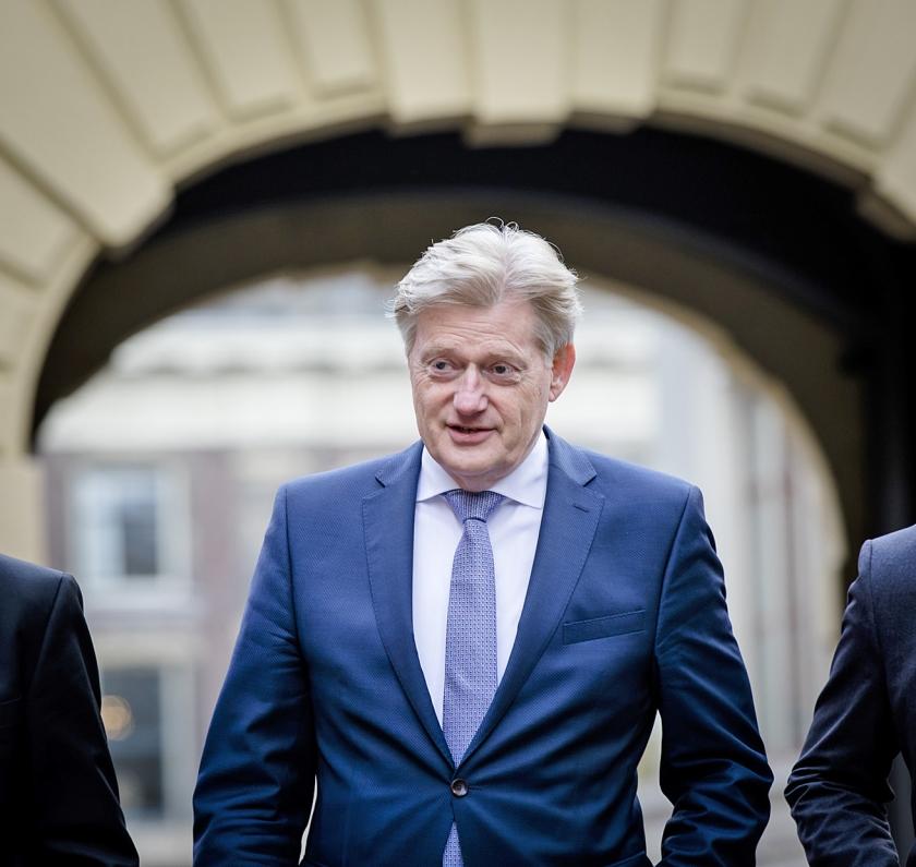 Martin van Rijn  (anp / Bart Maat)