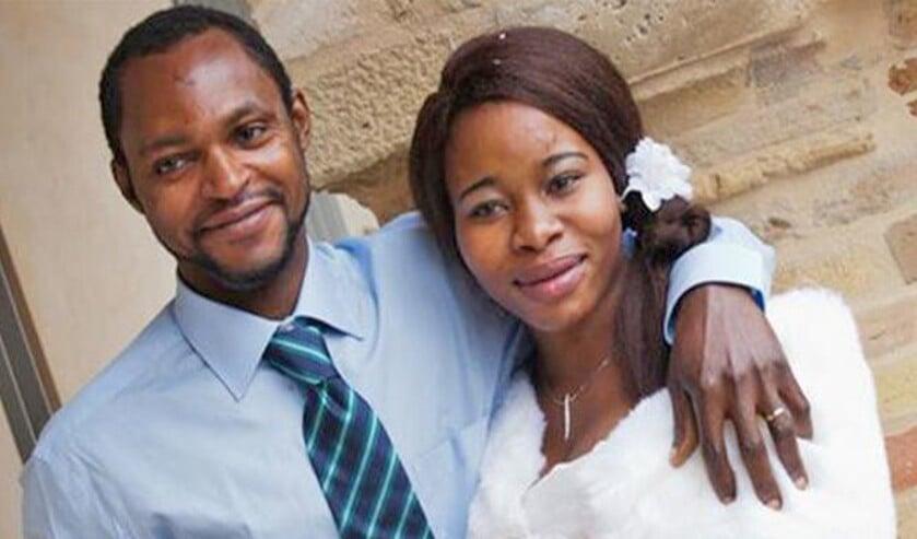 Emmanuel Chidi Namdi en zijn vrouw Chimiary.  (facebook)