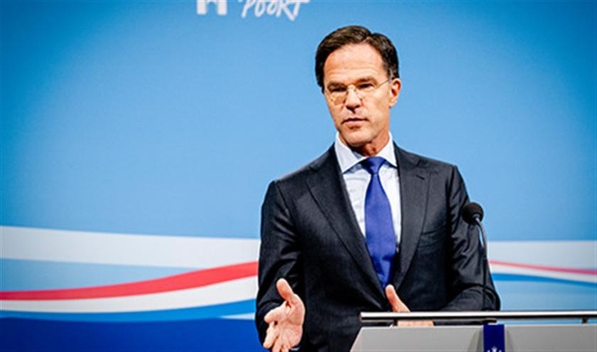Premier Mark Rutte  (anp / Sem van der Wal)