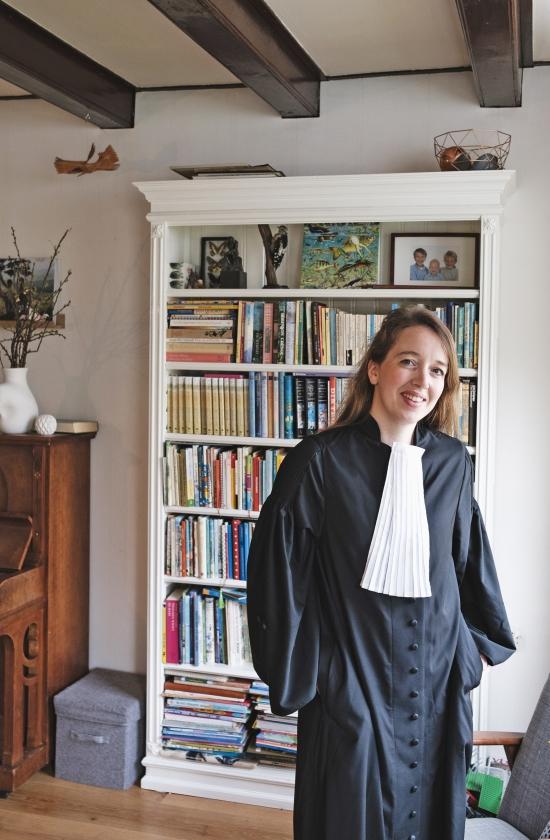 In gesprek met advocaat Maria de Jong  (Dick Vos)