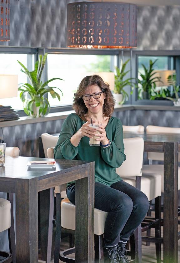 Zangeres Reni Krijgsman: 'Mijn diepste geluk is en blijft dat ik God ken'   (Niek Stam)