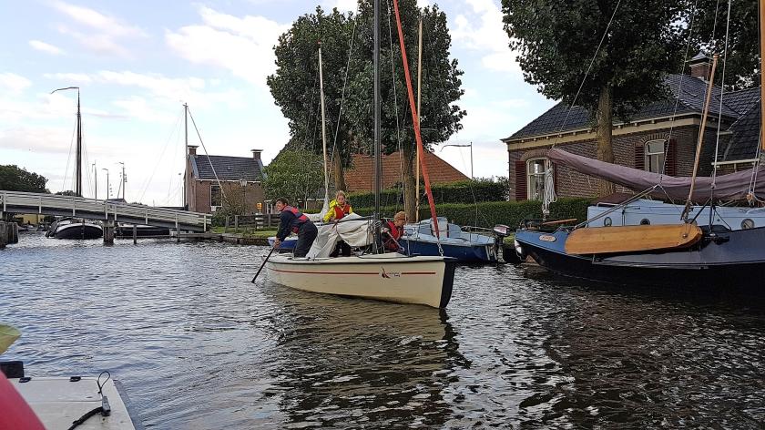 Naar verwachting zal het aantal dagtochten met een boot  de komende jaren toenemen.  (stichting zeilkampen gaastmeer)