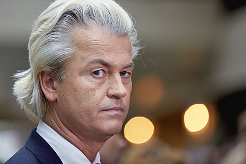 Geert Wilders  (anp)