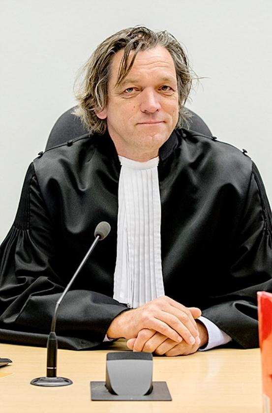 Kantonrechter Jacco Janssen   (anp / Sander Koning)