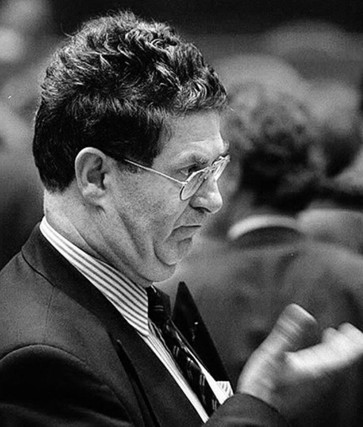 In memoriam: Wim Mateman   (anp / Cor Mulder)