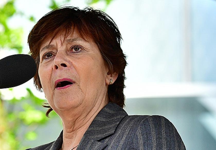 Rita Verdonk beoordeelt de oplossingen voor immigratie- en integratieproblemen.  (anp / Robin Utrecht)