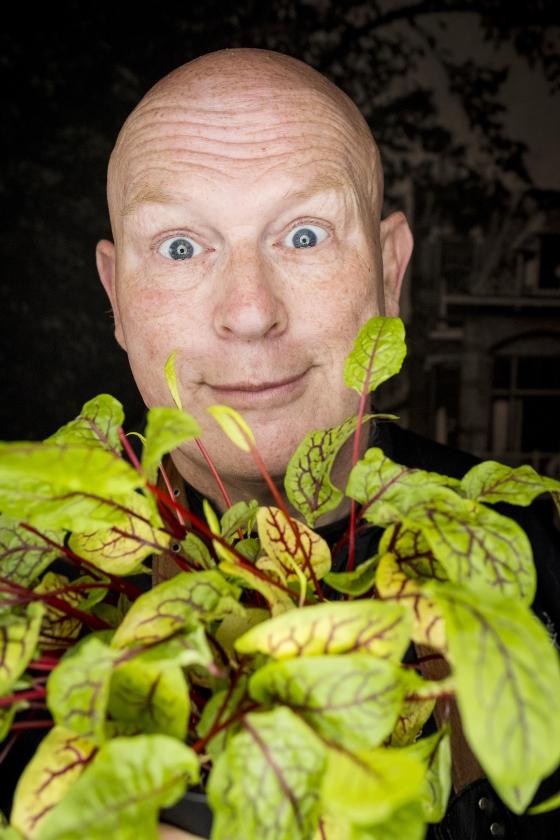 Topkok Pierre Wind is voorloper op het gebied van culinaire recycling.   (David van Dam en istock)