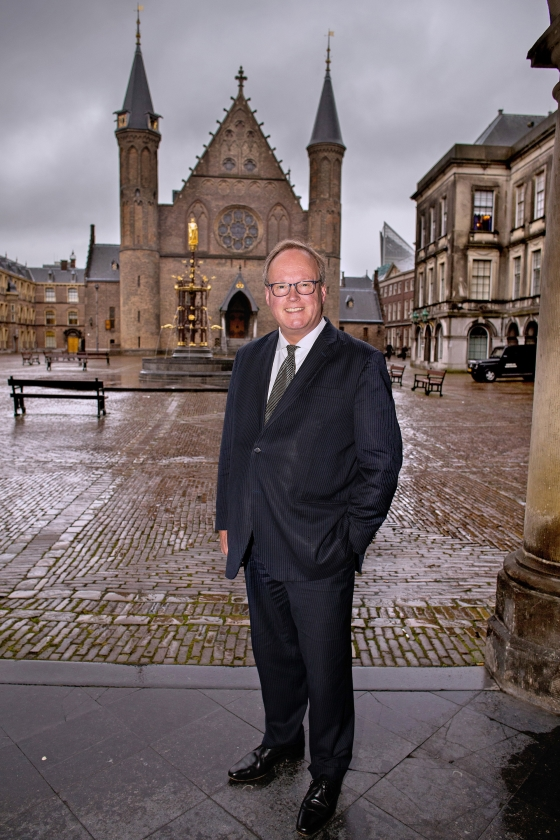 Hans van Baalen: Niet alleen op de wereld   (Dirk Hol)