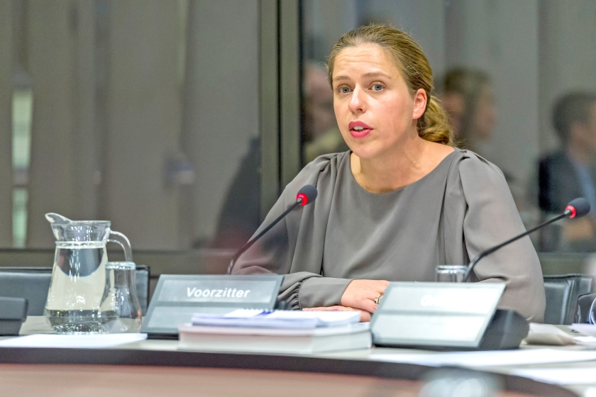 Carola Schouten  (anp / Lex van Lieshout)