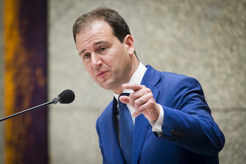 PvdA-leider Asscher: 'Rutte verliest gezag door schrappen dividendbelasting.'  (anp / Evert-Jan Daniels)