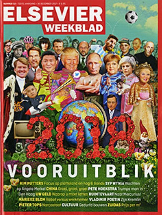 Blogs en bladen: Nederlanders steeds geloviger