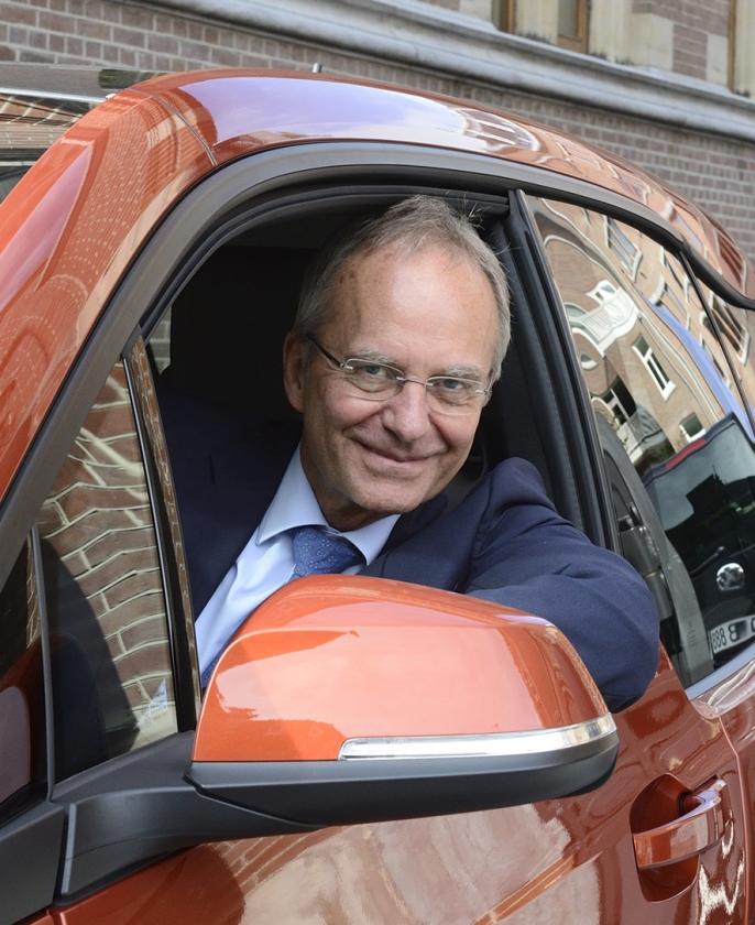 minister Henk Kamp   (anp / Lex van Lieshout)