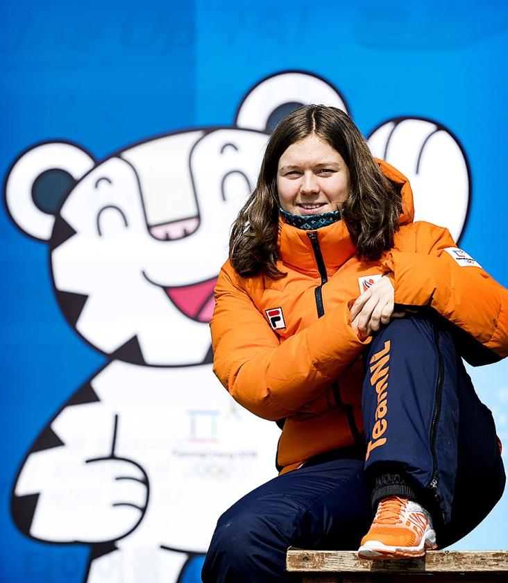 Michelle Dekker   (anp / Koen van Weel)