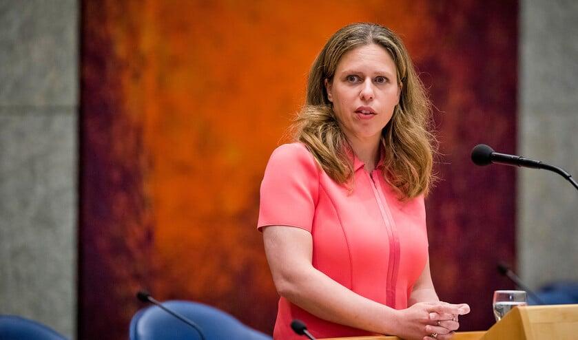 Carola Schouten  (anp / Bart Maat)