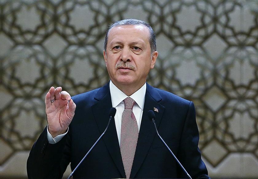 Premier Recep Tayyip Erdogan.  (ap)