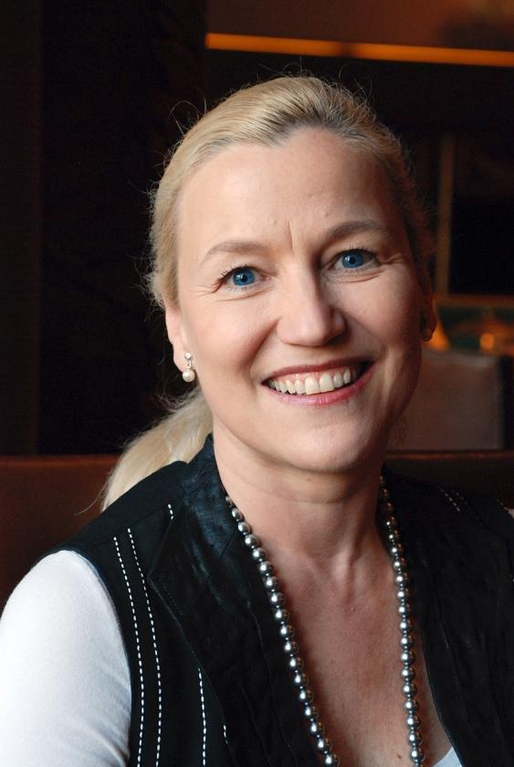Britta Böhler: 'Ik heb voor mijn zaken vaak contact met de media gehad, maar ik heb nooit iets anoniem gelekt.'   (nd)