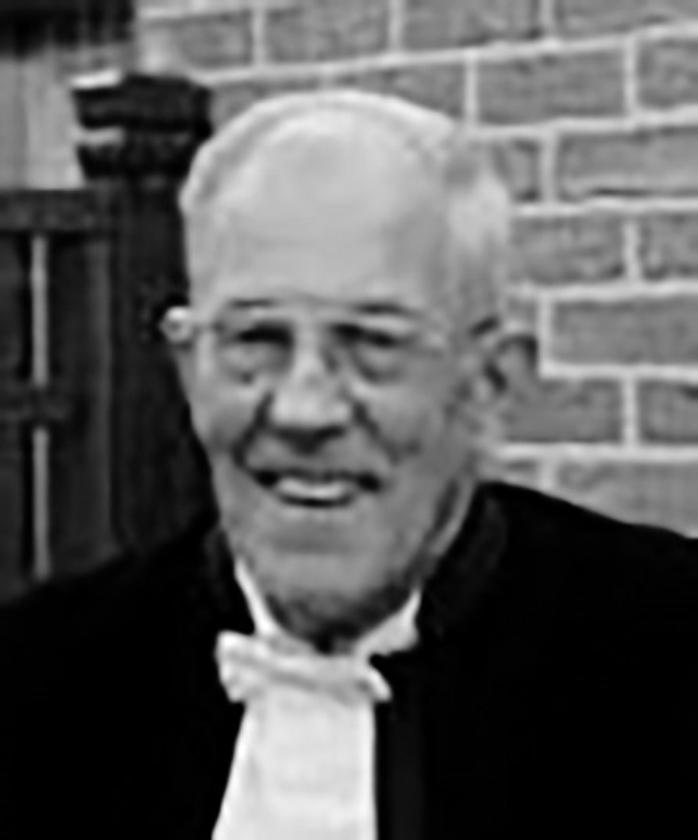 In memoriam: dominee Cornelis den Boer (1931 - 2019)   (nd)