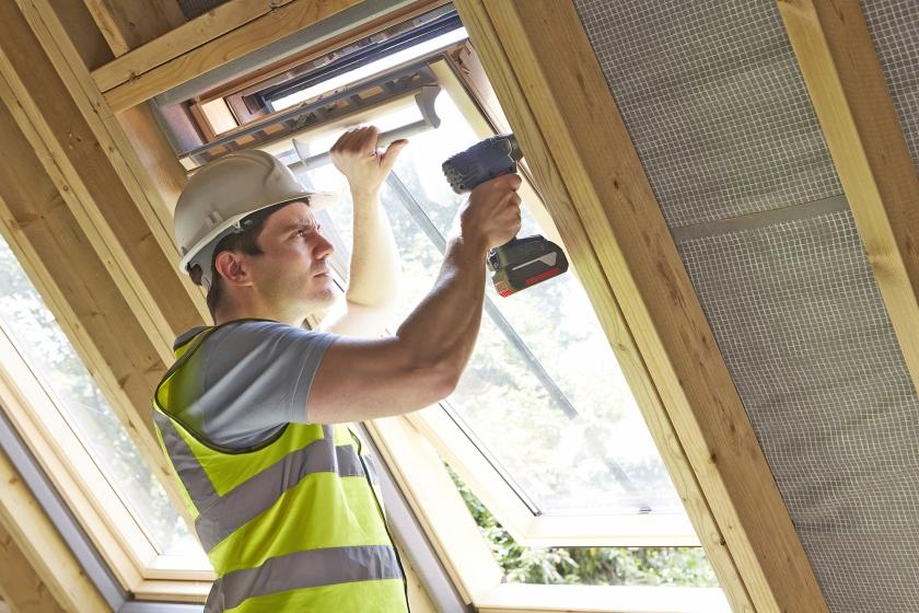 Voor het afsluiten van een tweede hypotheek voor een verbouwing is een gedetailleerd bouwplan nodig.  (istock)