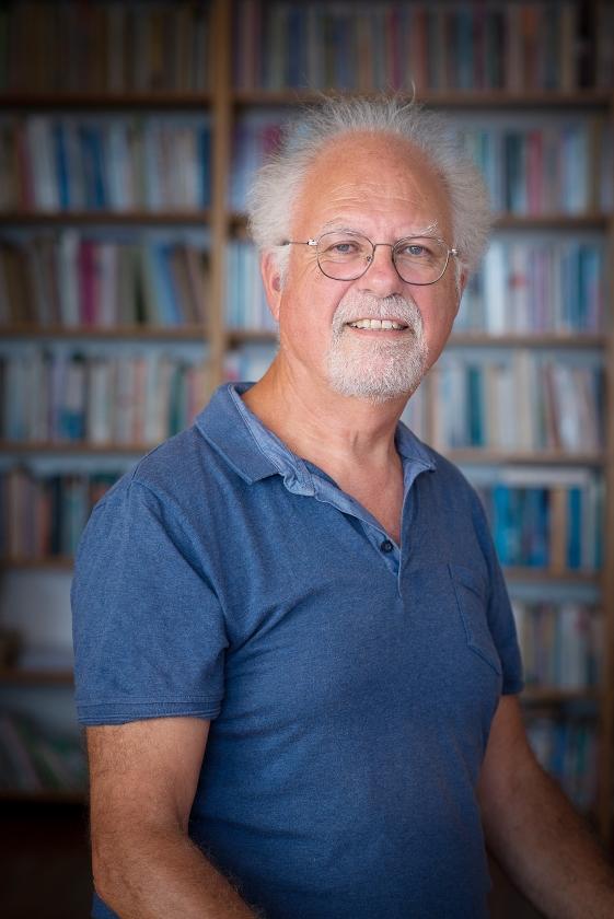 'We hoefden geen kunstige formuleringen bij elkaar te vegen' zegt Ad de Boer. 'Het was helder wat de essentiële punten waren.'   (Sjoerd Mouissie)