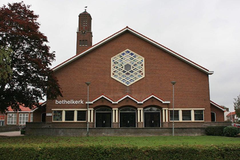 De Bethelkerk in Barneveld wordt vernieuwd.  (reliwiki)