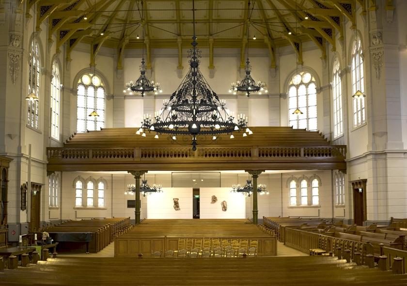 Kerk lokaal: reformatiestad Kampen  (nd)