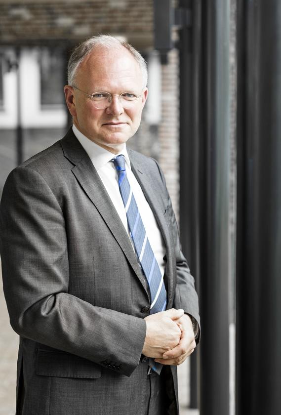 Selderhuis president van Europees platform voor religiewetenschappen   (Dick Vos)