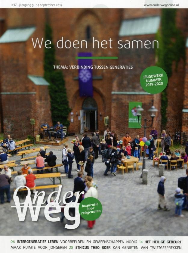 Blogs en bladen: Dominee luistert naar buurtbewoners