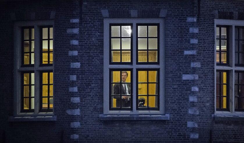 Het Torentje van de minister-president wordt al sinds 2010 bevolkt door Mark Rutte. De VVD is gewend geraakt aan de machtspositie van de partij.  (anp / Bart Maat)