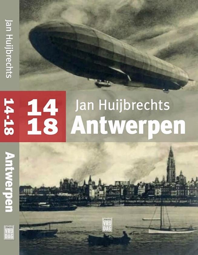 Twee boeken over Antwerpen in twee wereldoorlogen