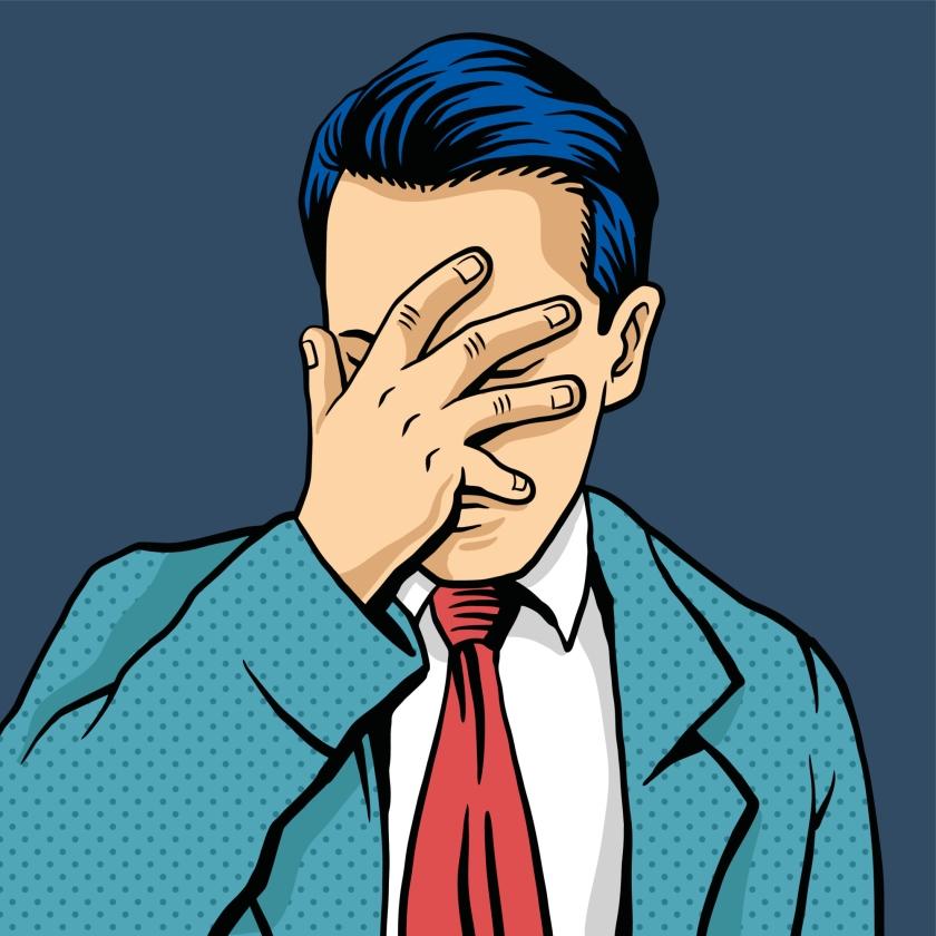 Wie te onzeker is zijn falen te verdoezelen, schiet vaak in de slachtofferrol, zegt psychiater Dirk de Wachter.   (istock)