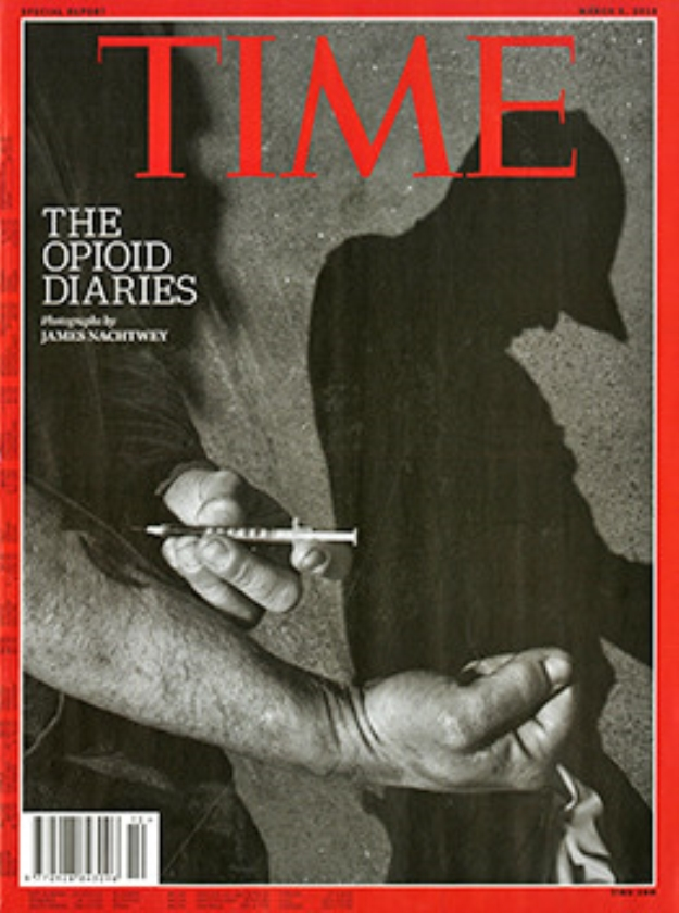 Blogs en bladen: De echte drugscrisis in Amerika