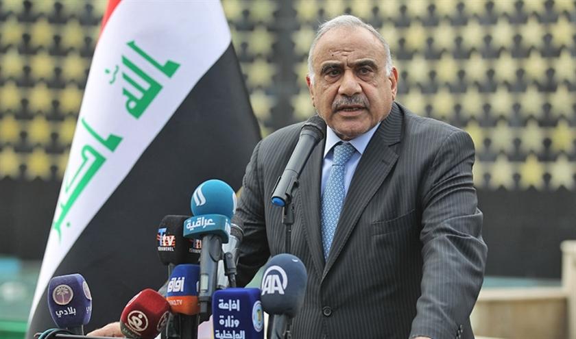 Premier Adel Abdul Mahdi  (afp / Ahmad al-Rubaye)