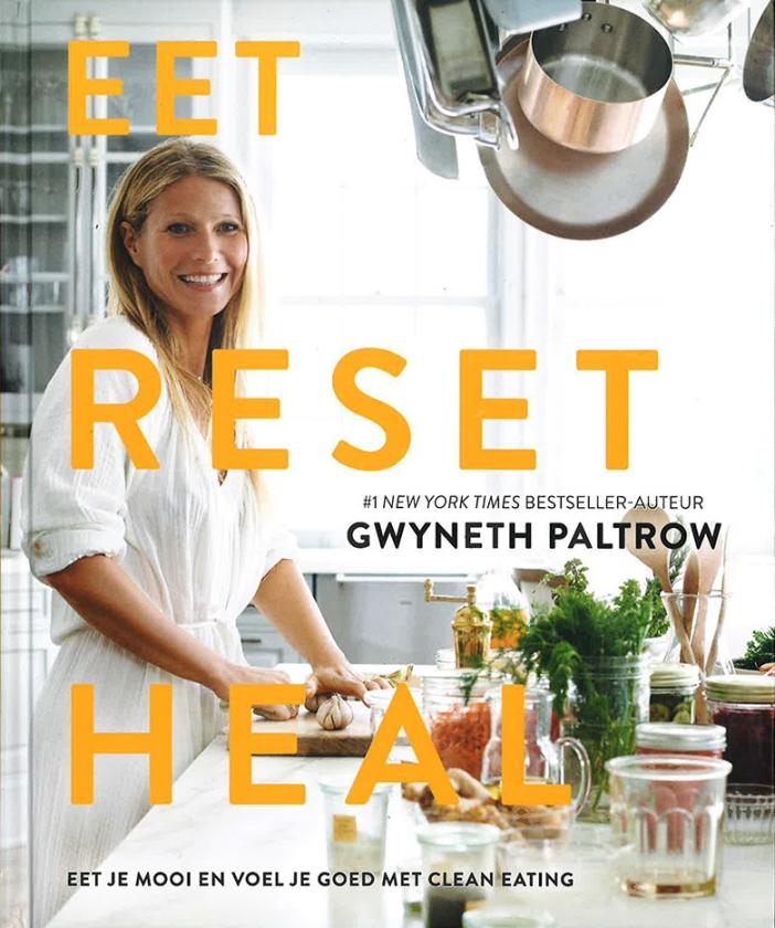 Eet je mooi met Gwyneth Paltrow   (uit besproken boek)