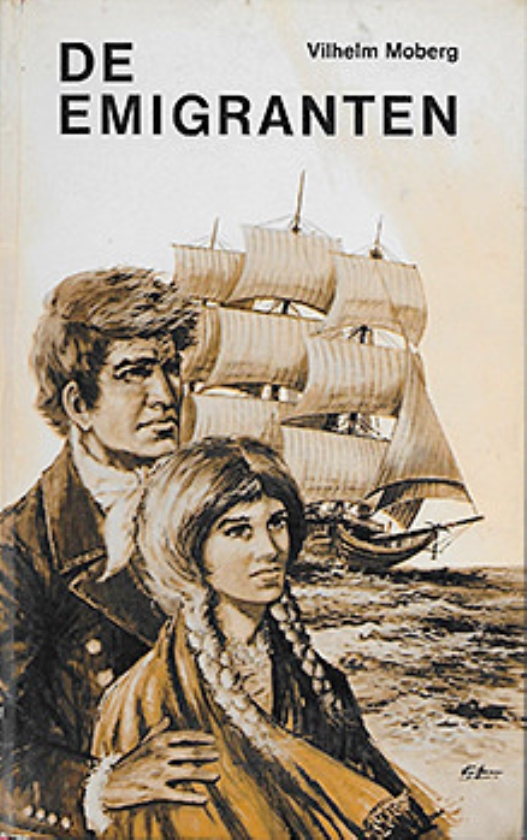 Heuvel op, heuvel af, met Karl Oskar en Kristina   (nd)