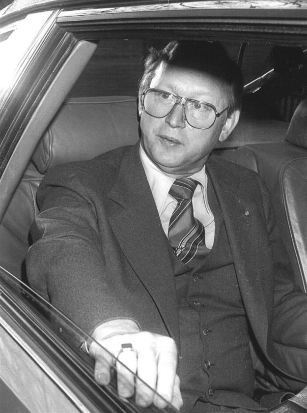 In memoriam: Frans Andriessen, oud-minister en Eurocommissaris   (anp)