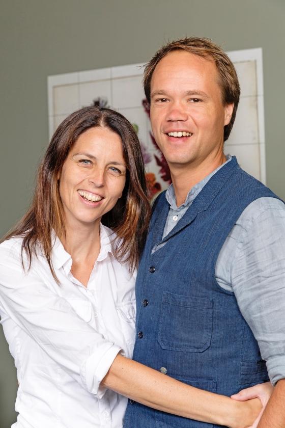 Henk en Ruth Stoorvogel: elkaar ruimte geven is een uitdaging   (Carla Manten)