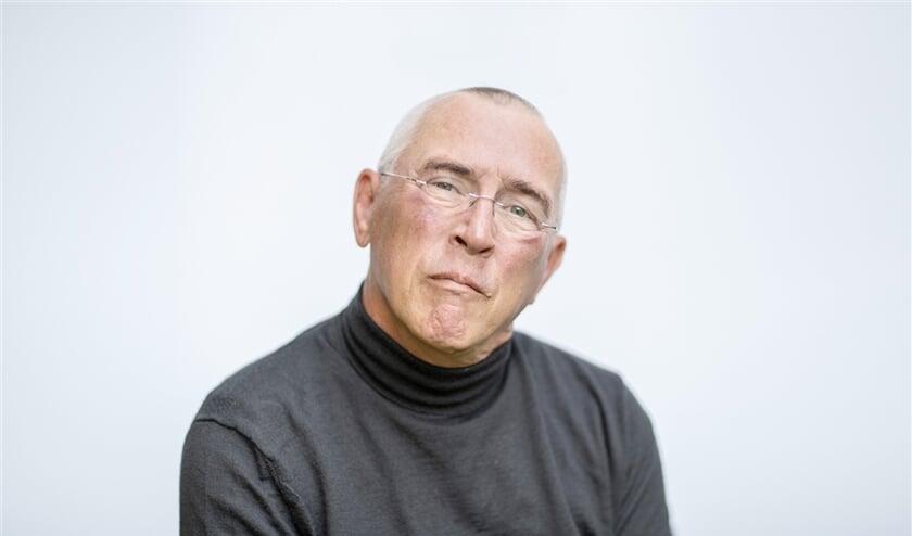 Henk Blanken: 'Ik wil graag nog een boek schrijven, waarin ik mijn aftakeling nog gedetailleerder kan beschrijven.'  (Harry Cock)