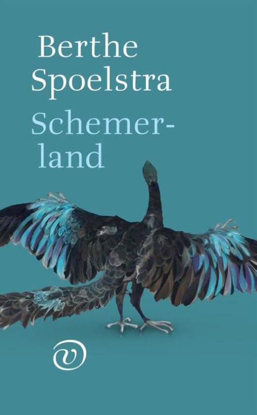 Berthe Spoelstra slaagt er in haar debuutroman Schemerland de binnenwereld weer te geven van iemand bij wie het denken uit elkaar spat