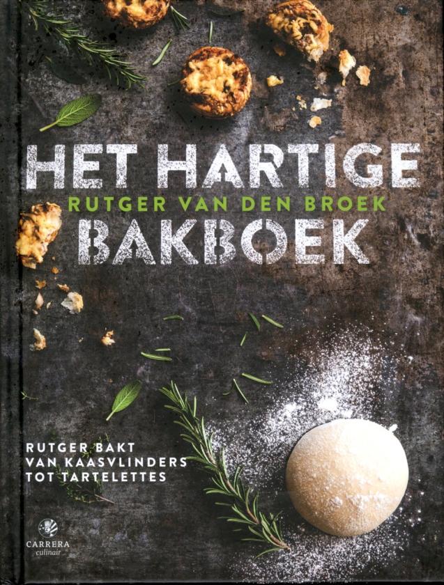 Rutgers nieuwste hartige recepten   (Harold Pereira)