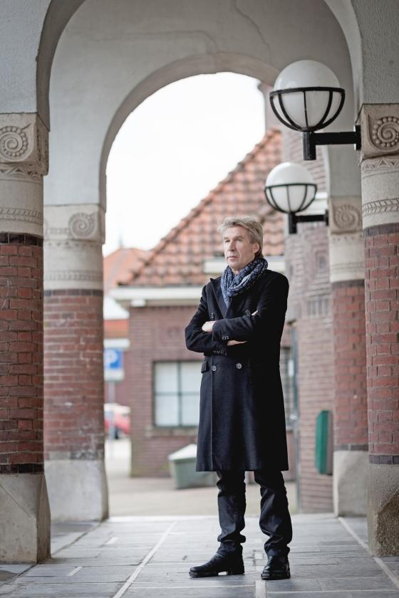 Frank Boeijen wil het moment vangen   (Jorik Algra)