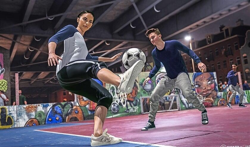 Fifa 20: Lekker straatvoetballen  (nd)