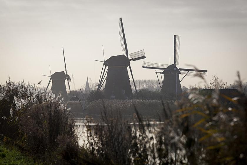 Tien keer trots Nederlands werelderfgoed  (anp en ap)
