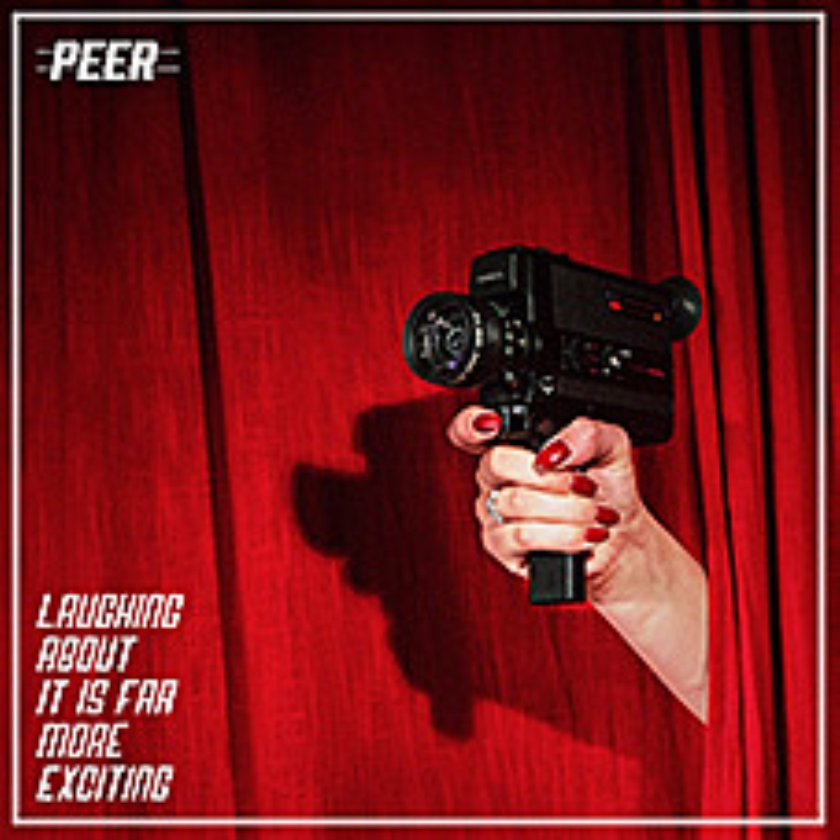 CD: PEER - Laughing About Is is Far More Exciting