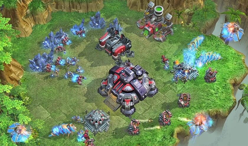 StarCraftgame gewonnen door kunstmatige intelligentie  (nd)