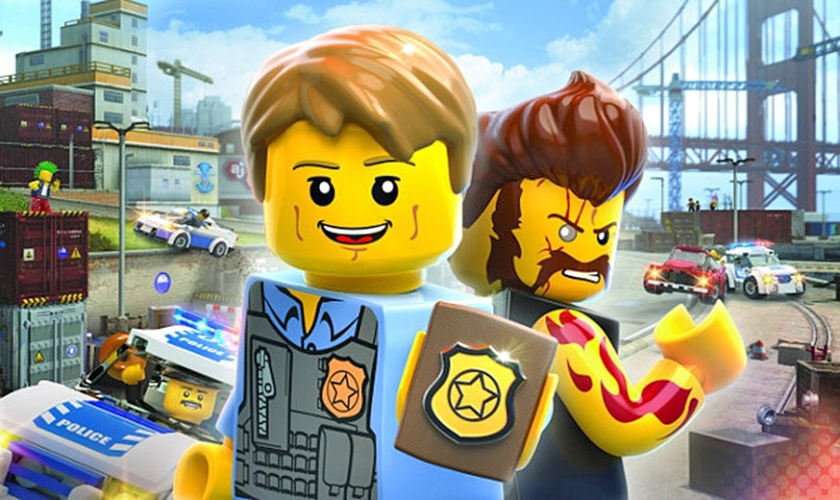 Game: Lego City Undercover  (nd)