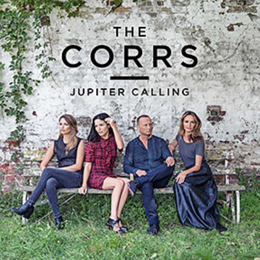CD: The Corrs - Jupiter Calling