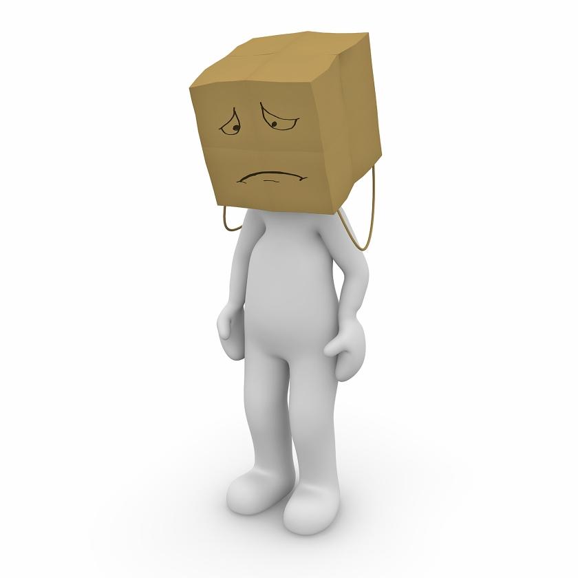 Schaamte is een ongrijpbaar iets. Soms omdat de vrees voor het oordeel van een ander al voldoende is voor een schaamtegevoel. Soms omdat je voelt dat het gevoel van schaamte in overeenstemming is met je geweten.   (pixabay)