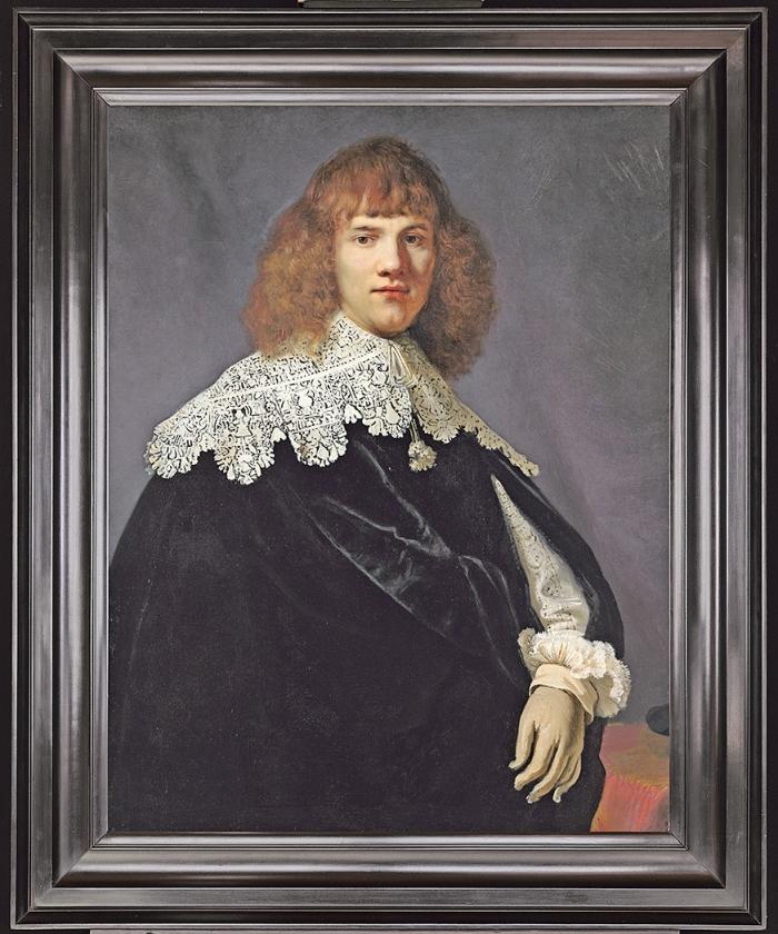 Ingezonden brief: Die man op de nieuwe Rembrandt moet Soolmans zijn