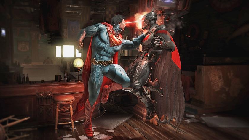 Injustice 2: Digitale vechtpartij  (pr)
